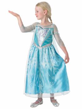 Rubie`s Kostümkleid ´´Elsa´´ in Hellblau -33% | Größe 110/116 | Kostüme