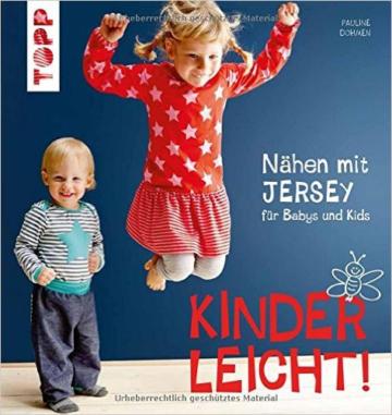 Buch Nähen mit Jersey von Klimperklein