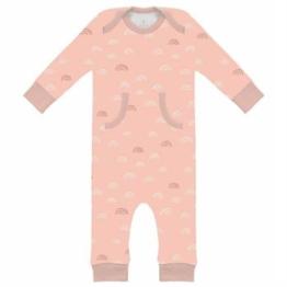 Fresk Pyjama ohne Füße Regenbogen Rose