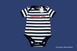 Maritimer Baby-Body HAMBURGER JUNG - FAIR TRADE