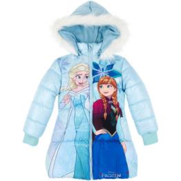 Disney Die Eiskönigin Kinder-Dauenjacken Winterjacke