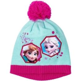 Disney Die Eiskönigin Kinder-Mütze Mütze
