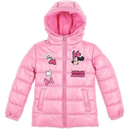 Disney Kinder-Dauenjacken Winterjacke
