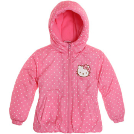 Hello Kitty Kinder-Jacke Winterjacke