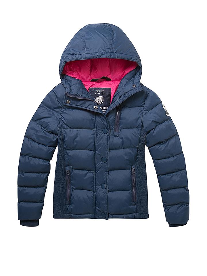 jake fischer winterjacke in dunkelblau 63 gr e 140 kinder outdoor kinderstube. Black Bedroom Furniture Sets. Home Design Ideas