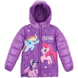 My Little Pony Kinder-Dauenjacken Winterjacke