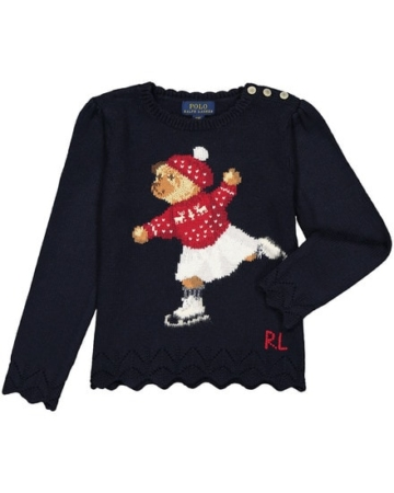 Polo Ralph Lauren- Mädchen-Pullover | Mädchen (110)