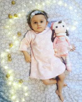 Baby Kleid von Mauala