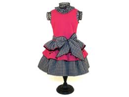 Kleines Mädchen Kleid Modell AYALGA