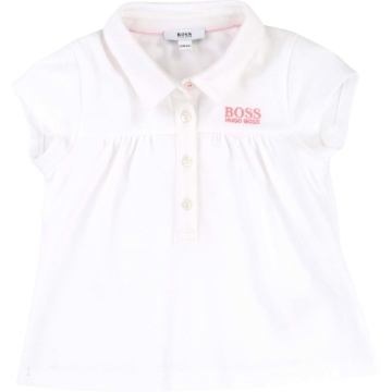 BOSS Kids Polo T-Shirt Manches Courtes