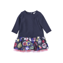 Jean Paul Gaultier Junior Perline Robe - Gaultier Kleid für Baby