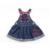Jean Paul Gaultier Junior Piplette Robe - Baby Jeans Kleid