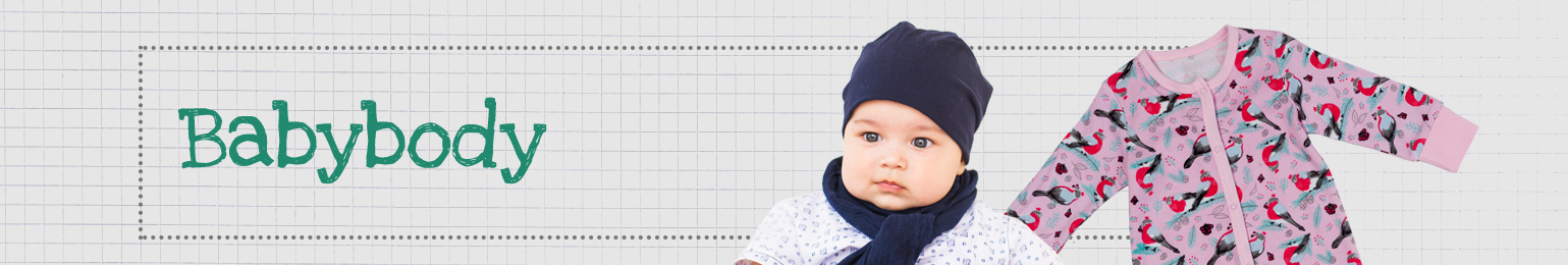 Babybody für den Alltag jetzt auf Kinderstube-MV.de kaufen