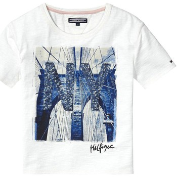 Tommy Hilfiger T-Shirt für Kinder PHOTO PRINT