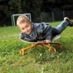 Bewegungsspiel für den Outdoorbereich von Heyer