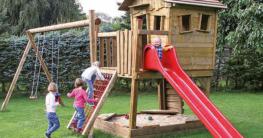 Turnspielgeräte von Pierperholz - Spaß für die ganze Familie