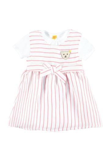 Steiff - Baby Set 2tlg. Kleid ärmellos + Body