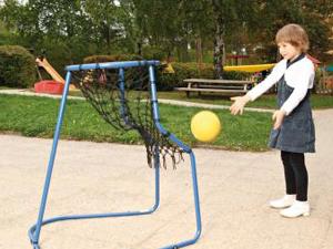 Der Wurftrainer für Kinder von Heyer