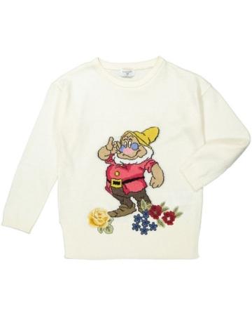 Mädchen-Pullover Monnalisa