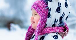 Gemusterter Schneeanzug für Kinder - Stylische Kindermode online kaufen