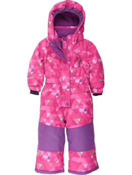 Kamik Schneeanzug in Pink - 47% | Größe 128 | Babyhosen