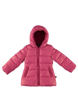 Benetton Winterjacke in Pink - 53% | Größe 104/110 | Babyjacken
