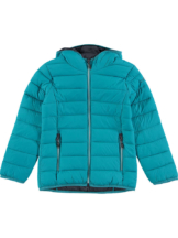 CMP Winterjacke in Türkis - 49% | Größe 110 | Kinder outdoor