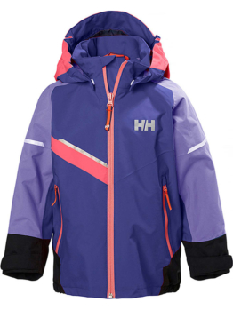 Helly Hansen Funktionsjacke ´´Norse´´ in Lila - 72% | Größe 128 | Kinder outdoor