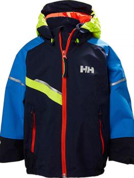 Helly Hansen Funktionsjacke ´´Norse´´ in Schwarz - 56% | Größe 110 | Kinder outdoor