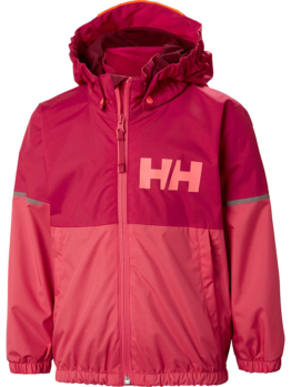 Helly Hansen Regenjacke ´´Block It´´ in Pink - 66% | Größe 110 | Kinder outdoor