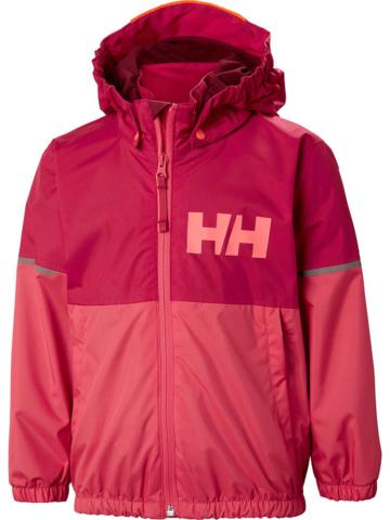 Helly Hansen Regenjacke ´´Block It´´ in Pink - 66%   Größe 110   Kinder outdoor