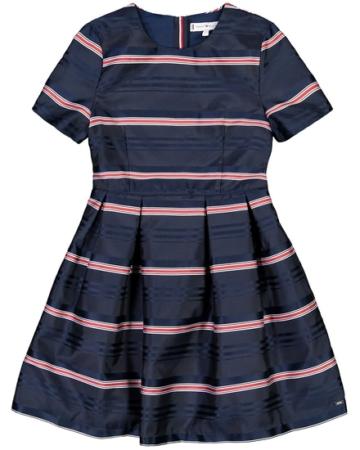 Tommy Hilfiger- Mädchen-Kleid   Mädchen (164)