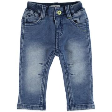 babyface Baby Jeanshose in blau für Jungen 68