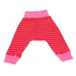 Elli Wunderstücke Baby Pumphose Pink gestreift 62