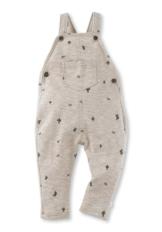 hessnatur Baby Latzhose – beige – Größe 62/68