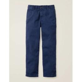 Mini Blau Chino-Hose Jungen Boden, 152, Blue