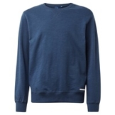 TOM TAILOR Sweatshirt Schlichtes Sweatshirt blau 164