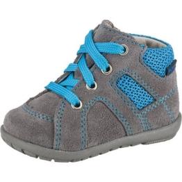 Lauflernschuhe blau/grau Jungen Baby