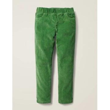 Mini Grün Cord-Leggings Mädchen Boden, 128, Green